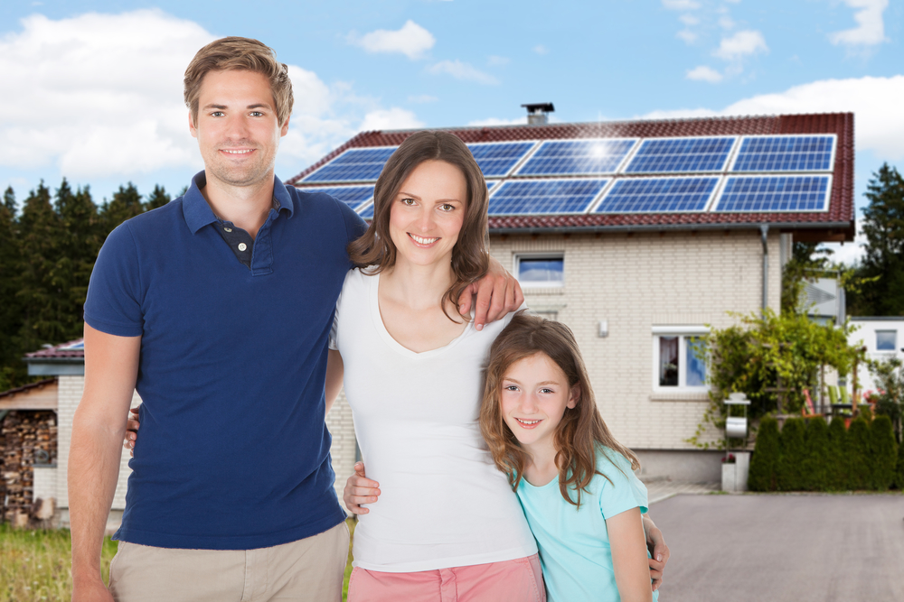 property resale value with solar panels